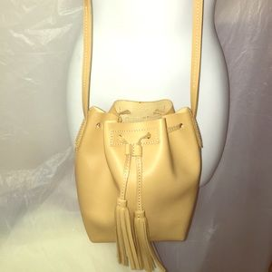 J.crew Mimi Leather Bucket Bag